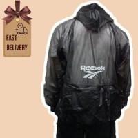 Jas Hujan Reebok Untuk Sepeda Motor dan Olahraga (Sauna)
