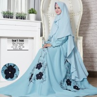 Baju Busana Muslim Gamis Wanita Syari Pesta Mostcreep Yuki Terbaru