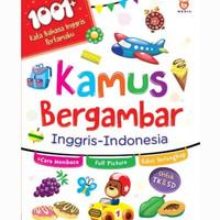 Kamus Anak Bergambar Bahasa Inggris-Indonesia