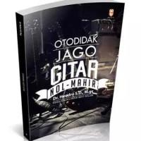 Buku Belajar Gitar-Otodidak Jago Gitar nol-mahir