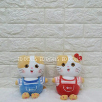 BONEKA KUCING CAT SOFT