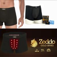 Zeddo Gold Underwear Celana Dalam Boxer Terapi Kesehatan