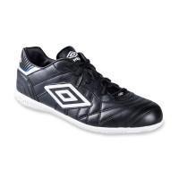 Umbro Speciali Eternal Club IC Sepatu Futsal Pria - Black White [81084