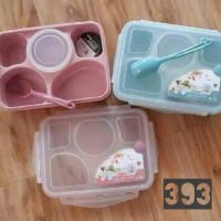 Tempat makan Anti Tumpah, Lunch box Yooyee