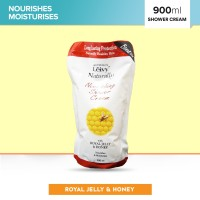 Leivy Shower Cream - Royal Jelly 900ml Refill