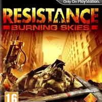 resistance burning ps vita