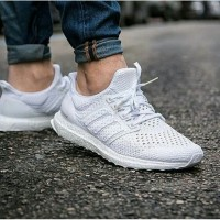 adidas ultraboost clime triple white