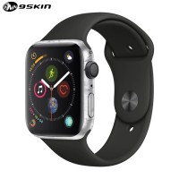 9Skin - Skin Protector for apple watch series 4 44mm-3M White Marble
