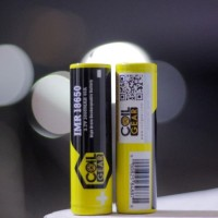 Authentic CoilGear Baterai Battery Batre 18650 3000MAH 40A