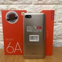 Xiaomi Redmi 6A (Ram 3Gb Internal 32Gb) Garansi Distri 1 thn Gold