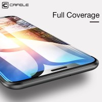 CAFELE Xiaomi Redmi Note 6 Pro TAM 4D Full Cover Tempered Glass