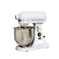 KB-070 - 7 Liter Mixer With Bowl, Whisk, Hook, Beater Merk King Baker