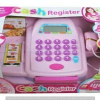 Cash Register Mainan Anak Perempuan Cashier Kasir Kasiran