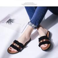 Sandal Wanita teplek mutiara TP22
