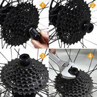 Kunci Gear Sproket Sepeda Belakang