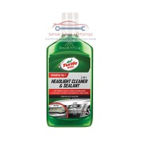 Turtle Wax Renew Rx 2 in 1 Headlight Cleaner & Sealant 266 ml Original