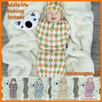 Hybrid Swaddlepod Cuddle Me Bedong Bayi Instant Premium Cuddleme
