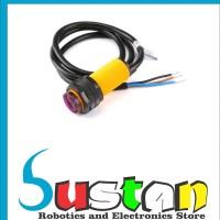 E18-D80NK Adjustable 3-80cm Photoelectric Distance Range Sensor Jarak
