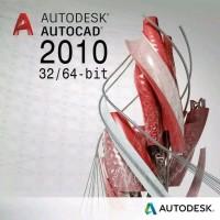 Autocad 2010 32dan64 bit support windows 7 8 10