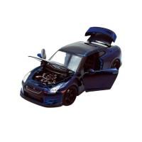Jada Brian's Nissan GT-R R35 Diecast - Biru