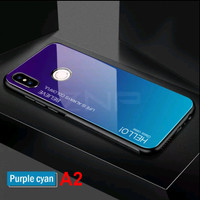 ZNP Luxury Tempered Glass Shell Case, For Xiaomi 6A