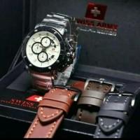 Jam tangan swiss army original dhc expedition ac