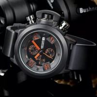 Jam tangan cronograph military original import expedition