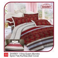 Rumindo Bedcover Set Sharky