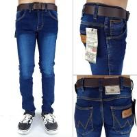 celana pensil jeans biowash