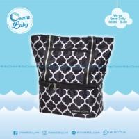 Tas Asi Natural Mom Maroccan / Cooler Bag / Thermal Bag BONUS Ice Gel