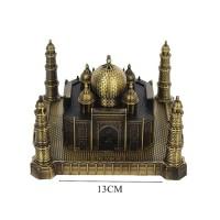 PAJANGAN MINIATUR TAJ MAHAL INDIA 7.3CM