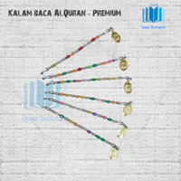 Kalam Penunjuk Baca AlQuran - Premium