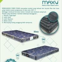 KASUR REBOUNDED FIBER FOAM MAXY 160 x 200 x 18cm