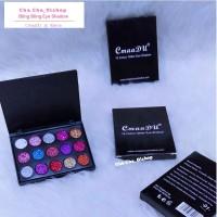 Eyeshadow Glitter 15 Warna -Eye Shadow - Eyeshadow Palette - Makeup