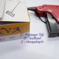 paket tag gun dan tag pin paket alat untuk label baju