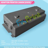 Adaptor Power Supply 24V 5A 24 Volt Switching Printer Canon ip2770 - NEW