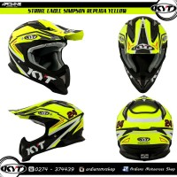 KYT, Strike Eagle, Simpson,Trail, Cross, Trabas, Enduro, Helm