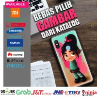 BEBAS PILIH GAMBAR Custom Case All Merek Xiaomi Oppo Vivo Samsung Dll