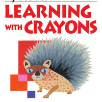 Buku Anak - Kumon - My Book of Learning with Crayons
