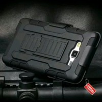 Tampil Beda.. Samsung A9 A9 PRO Future Armor Hybrid Hardcase Kickstand
