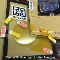 Ride Rich Screen Guard Speedometer Anti Gores ZX25R ZX 25 R
