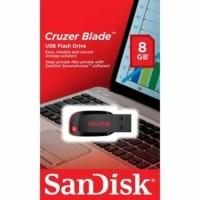 Flashdisk sandisk cruzer blade 8 gb