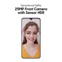 handphone OPPO F9 Smartphone 6GB/64GB Starry Purple ( Garansi Resmi