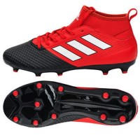 adidas Ace 17.3 PrimeMesh FG Soccer Shoes Cleats Football Boots Red/Bl