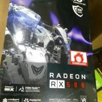 VGA Card SAPPHIRE Radeon RX580 8 GB DDR5 Nitro plus PCI E