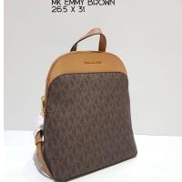 Tas Ransel Backpack Wanita Cewek Michael Kors MK Bag Authentic 1