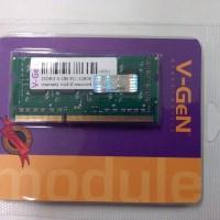 Memory RAM V-Gen DDR3 4GB PC-12800/1600 So-Dimm