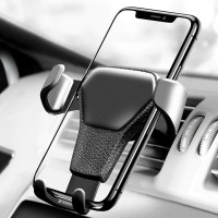 Phone Holder Smartphone Ac Mobil Universal gravity air vent car mount
