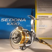 reel pancing shimano sedona 1000 Fi ultralight