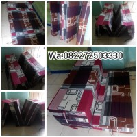 Kasur busa inoac original eon d23 custom lpt4/3/2 ukrn 200x120x15 cm
